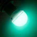 YouOKLight E27 3W 6-LED 2835 SMD Green Light Bulb (AC 220V)