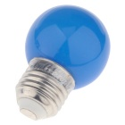 YouOKLight YK0055 E27 3W F5 DIP 6-LED Blue Light Lamp Bulb (AC 220V)