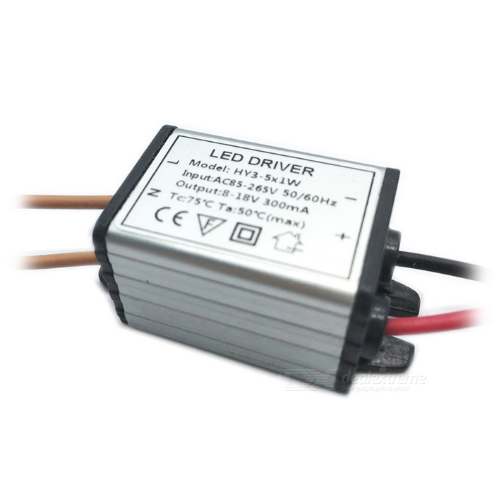 SAMDI 3-5W LED Constant Current Source Power Supply Driver