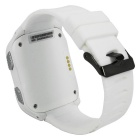 ZGPAX S83 3G Android 5.1 2.0MP Wi-Fi Smart Watch - White + Gold