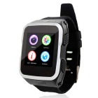 ZGPAX S83 3G Android 5.1 2.0MP Wi-Fi Smart Watch - Black + Silver