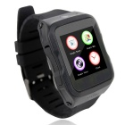 ZGPAX S83 3G Android 5.1 2.0MP Wi-Fi Smart Watch - Black