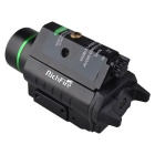 RichFire SF-P30 Green Laser 5mW Gun Hunting White Light Scope - Black