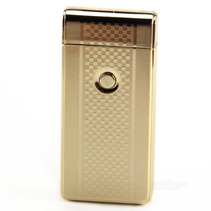 MAIKOU Single Arc USB Rechargeable Lighter - Gold