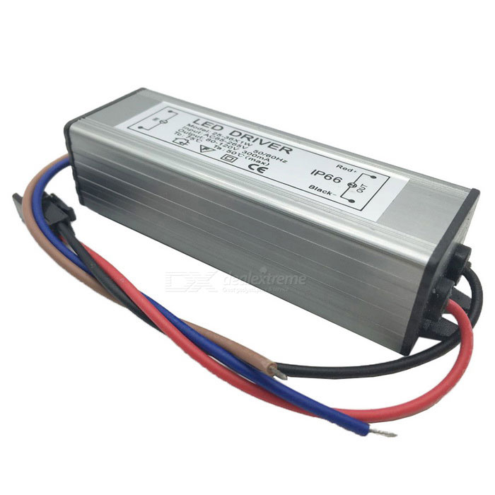 SAMDI 25~36W LED Constant Current Source Power Supply Driver - Silver