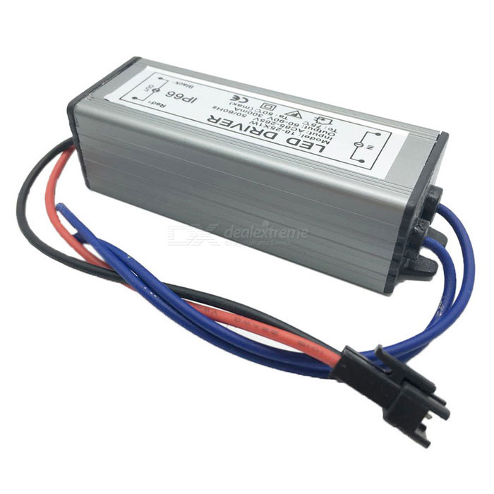 SAMDI 18~25W LED Constant Current Source Power Supply Driver - Silver