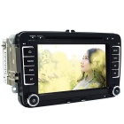 "Funrover 7"" android OEM carro DVD player w / mapa Europa GPS para VW jetta"