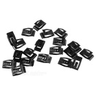 CARKING 20Pcs Auto Car Dash Dashboard Console Trim Metal Retainers