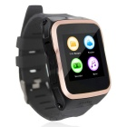 ZGPAX S83 3G Android 5.1 Wi-Fi Smart Watch w/ 8GB ROM - Black + Gold
