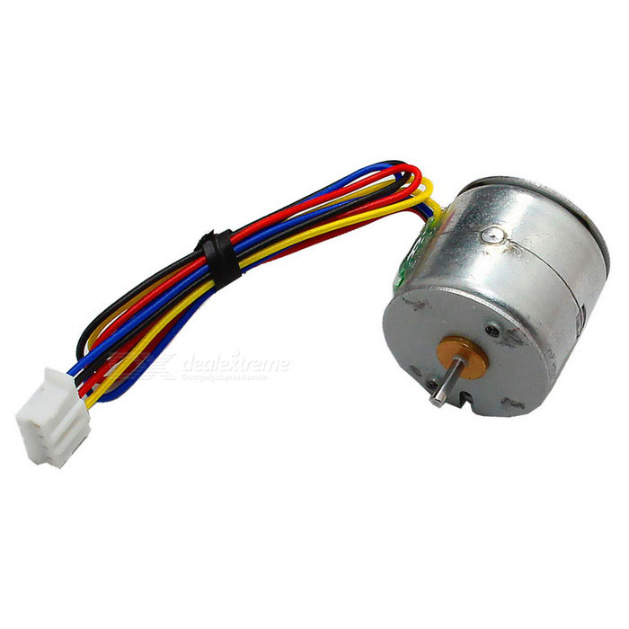 20by dc stepping motor large torque two phase four wire for Stepper motor torque control