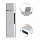 Tutuo USB 3.0 OTG Card Reader TF / SD Hub Type-C Adapter for MACBOOK
