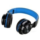 SOUND INTONE BT-06 Universal Bluetooth Headset w/ Mic - Black + Blue