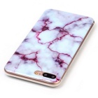 Granite Marble Stone Texture Visual Soft TPU Case for IPHONE 7 Plus