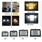 Uniting IP65 30W 60-LED 2835 Warm White Flood Light (AC 100-240V)