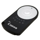 RC-6 Wireless Infrared Shutter Remote Control for Canon-Black + Silver