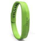 Replacement Smart Bracelet Wristband for Fitbit Flex 2 - Grass Green