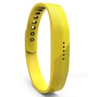Replacement Smart Bracelet Wristband for Fitbit Flex 2 - Yellow