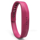 Replacement Smart Bracelet Wristband for Fitbit Flex 2 - Peach Red