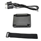 G-1083 Wired Video Box for Gopro Hero 3/3+/4 - Black