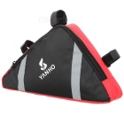 Yanho YA085 Outdoor Cycling Oxford Cloth Bike Top Tube Triangle Bag