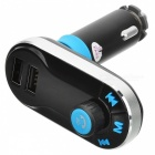 JEDX Bluetooth V2.1 Handsfree Car Kit MP3 Player / FM Transmitter