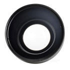 Lente ultra gran angular de 52mm 0.45X - negro