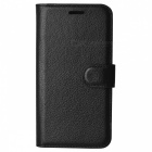 Lichee Pattern Protective Case for  Xiaomi Redmi 3 - Black