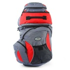 YANHO Water-resistant 35L Triple Mountain Bicycle Camel Backpack - Red