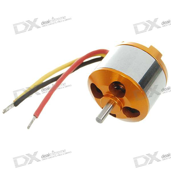 A2212-6T 2200KV Outrunner Brushless Motor a2212 6t 2200kv outrunner motor brushless for rc aircraft quadcopter helicopter hc6u drop shipping