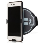 Outdoor Sports Armband w/ Case for IPHONE 7 - Black