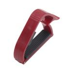 Plastic D style Guitar Capo (Color Assorted)