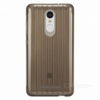 Original Ultra-thin Anti-slip Case for Xiaomi Redmi Note 3 - Tawny
