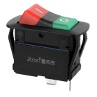 Jtron Automotive Car / Truck 12V / 21A Off / On Switch - Black