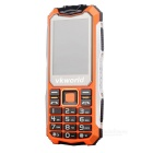"Vkworld v3s lange Bereitschaft 2.4"" G- / Mtelefon w / 0.3MP Kamera - orange"