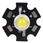 5W LED Emitter on Star (White Light)