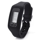 Multifunction Bracelet Sport Watch w/ Pedometer, Running Calorie Counter, Month + Time Display