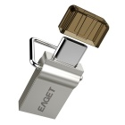 EAGET CU10 32GB USB 3.0 Type C Flash Drive Disk for Android - Silver