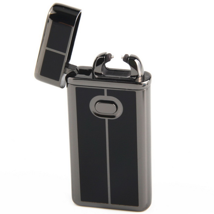 MAIKOU Single Arc USB Rechargeable Lighter - Black