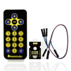 Keyestudio IR Receiver Module Kit for Arduino - Black + Yellow