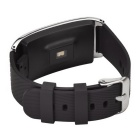 Waterproof Smart Bracelet w/ Heart Rate Monitor, Pedometer - Black