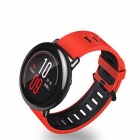 Xiaomi AMAZFIT HUAMI Sports Smart Digital + Analog Watch - Red + Black