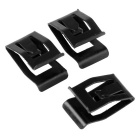 CARKING Auto Car Dash Dashboard Console Trim Metal Retainers (50 PCS)