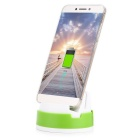 Type-C Mobile Phone Charging / Data Transfer Dock - Green+White