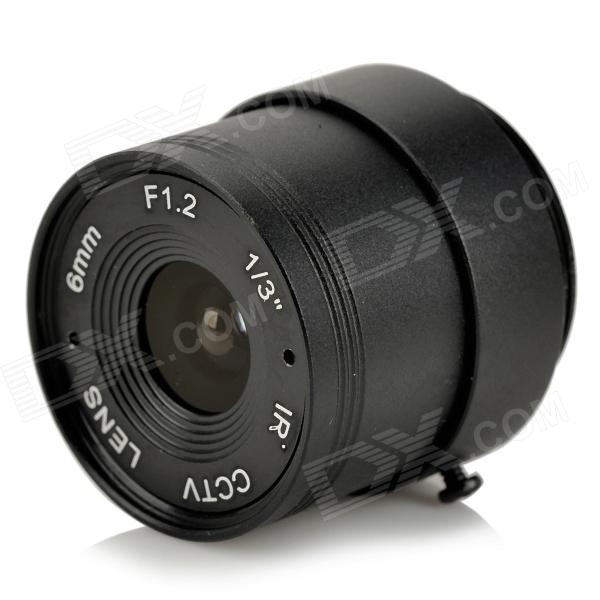 Replacement Fixed Iris Lens for CCTV Camera (6.0mm)