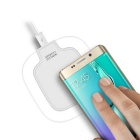 Mindzo F07 Fast Charging Wireless Charger w/ Touch Light - White