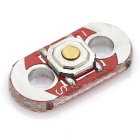 KEYES MD0305 Wearable Button Module for LilyPad - Red