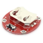 KEYES MD0306 CCR-2004 Button Battery Module without Battery - Red
