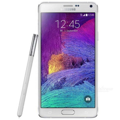 Samsung Galaxy Note 4 N910U Phone w/ 3GB RAM, 32GB ROM - White