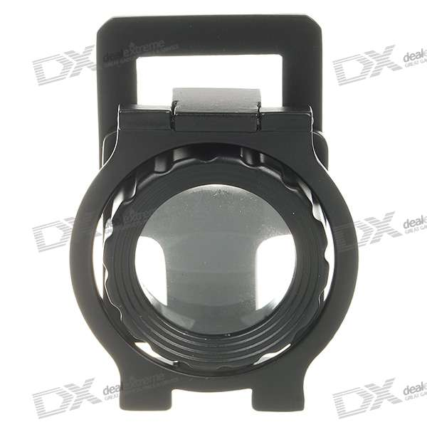 1.5in Texture Magnifier (Metal with Thick Lens)