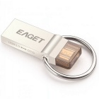 EAGET V90 128GB USB3.0 OTG Flash Drive Disk for Android - Silver